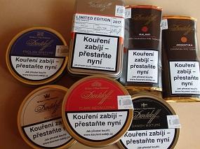 Dýmkové tabáky Davidoff