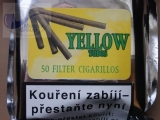 doutníky Filter - Tubos Cigarillos Yellow /50
