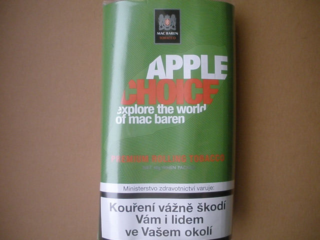 cigaretový tabák Mac Baren Apple Choice 40g