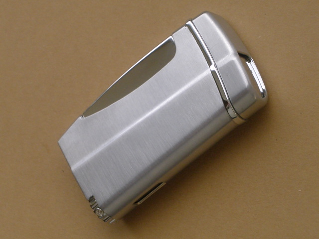 cigaretový zapalovač Xikar Executive Lighter Silver 502SL