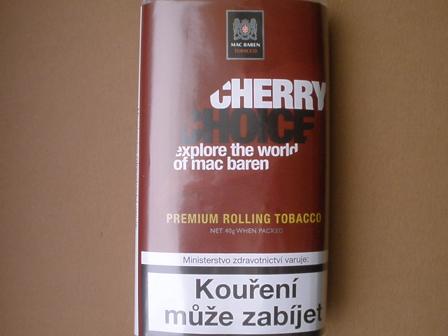 cigaretový tabák Mac Baren Cherry Choice 40g