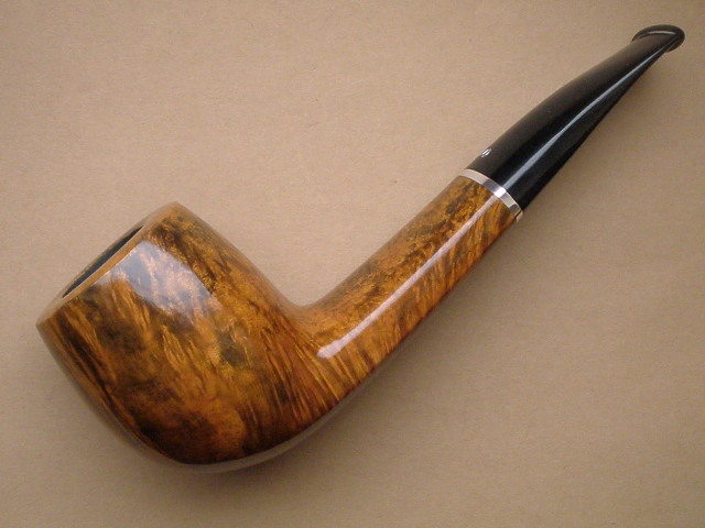 dýmka Stanwell Amber Light 234