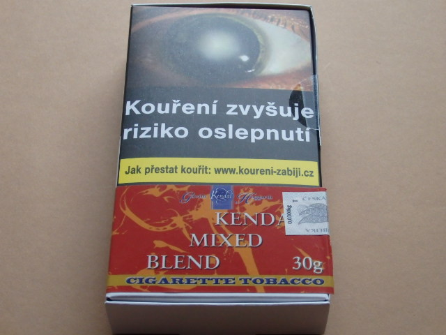 cigaretový tabák Gawith Hoggarth Kendal Mixed Blend 30g