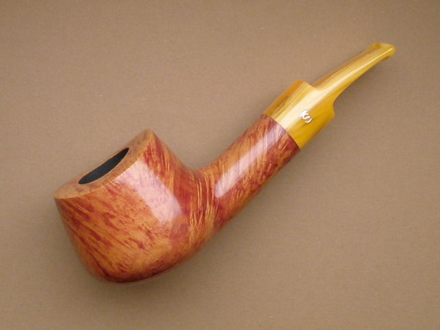 dýmka Stanwell Shorty Light Brown 11