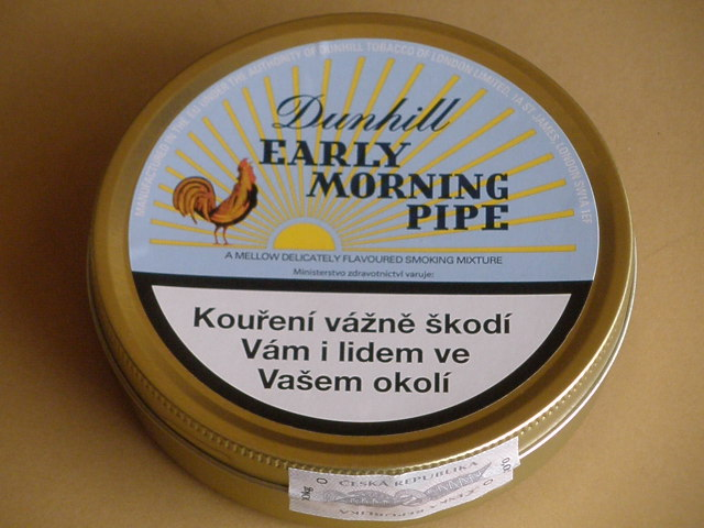dýmkový tabák Dunhill Early Morning Pipe 50g