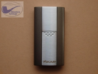 cigaretový zapalovač Xikar Flash Lighter Gunmetal 506GM