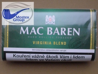 cigaretový tabák Mac Baren Virginia Blend 30g