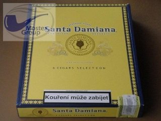 doutníky Santa Damiana 6 Cigars Selection