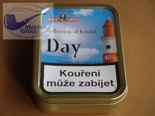 dýmkový tabák Samuel Gawith Reflection of Kendal Day 40g
