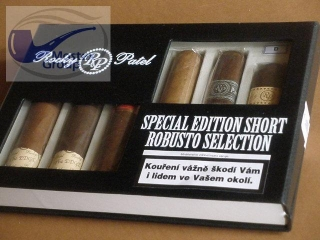 doutníky Rocky Patel Special Edition Short Robusto Selection/6