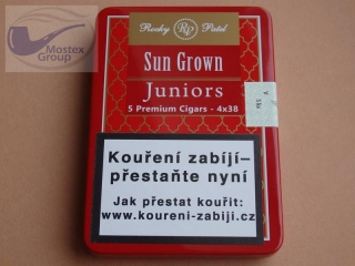 doutníky Rocky Patel Juniors Vintage Series Sun Grown