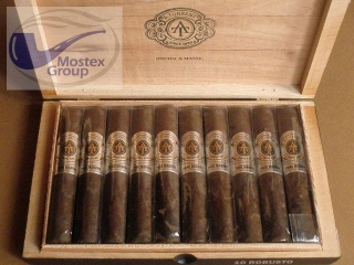 doutníky A. Turrent Triple Play Robusto/10