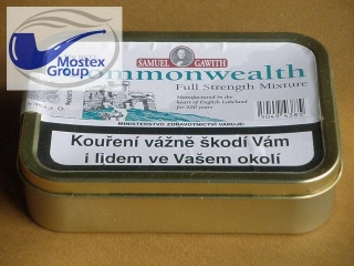 dýmkový tabák Samuel Gawith Commonwealth Mixture 50g