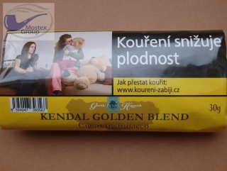 cigaretový tabák Gawith Hoggarth Kendal Golden Blend 30g