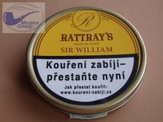 dýmkový tabák Rattray´s Sir William 50g